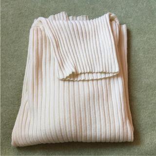 ムジルシリョウヒン(MUJI (無印良品))の無印良品 タートルニット M(ニット/セーター)
