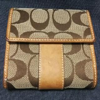 3634e7331f76 COACH - COACH二つ折り財布の通販 by くまさんきた'