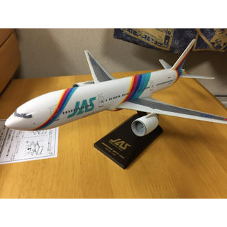 ジャル(ニホンコウクウ)(JAL(日本航空))の☆只今値引き☆<<超レア>> 日本エアシステム 飛行機 模型(模型/プラモデル)