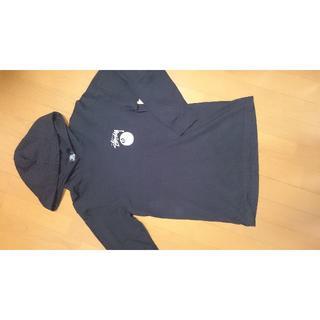 ステューシー(STUSSY)のSTUSSY フード付ロンT(Tシャツ/カットソー(七分/長袖))