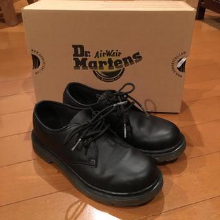 ドクターマーチン(Dr.Martens)のDr.Martens JUNIOR LACE SHOE 3ホール(ブーツ)