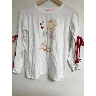 ハニーシナモン(Honey Cinnamon)のHoney Cinnamon デザインTシャツ(Tシャツ(長袖/七分))