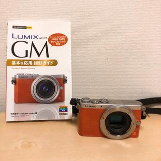 パナソニック(Panasonic)のLUMIX GM1(ミラーレス一眼)