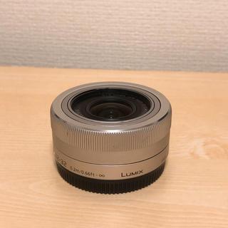 パナソニック(Panasonic)のジャンク品 LUMIX H-FS12032(レンズ(ズーム))