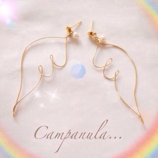 Angel wing(ピアス)