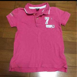 ザラ(ZARA)のZara Kids ポロシャツ 98(実質110)(その他)