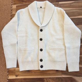 ムジルシリョウヒン(MUJI (無印良品))の【未使用】無印良品 セーター ニット M(ニット/セーター)