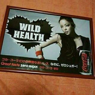 本日限り値下げ❗安室奈美恵 コカコーラポスター非売品(ポスター)