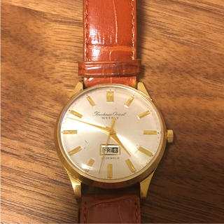 オリエント(ORIENT)のフレッシュマンオリエント腕時計アンティーク(その他)