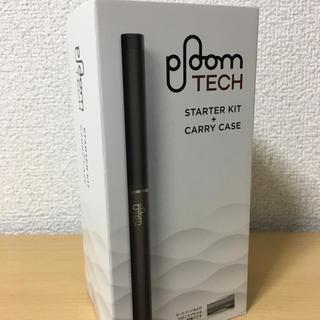 プルームテック(PloomTECH)の速発送  送料込み!プルームテックスターターキット新品未使用(タバコグッズ)