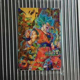 ドラゴンボール(ドラゴンボール)のSDBH ユニバースミッション 1弾 究極無敵の黄金カード 配布非売品 孫悟空④(シングルカード)