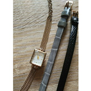 ノジェス(NOJESS)のNOJESS ベルト3種時計(腕時計)