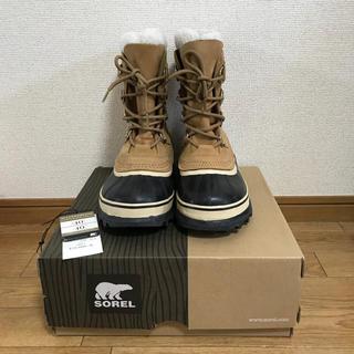 ソレル(SOREL)のソレル SOREL カリブー 24センチ スノーブーツ(ブーツ)