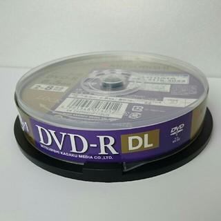 ミツビシ(三菱)の三菱 データ用 DVD-R DL 10枚パック(その他)