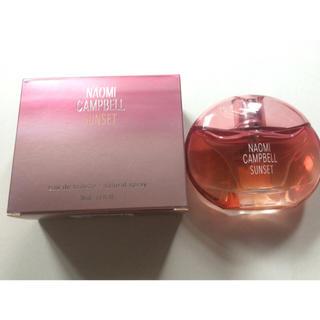 ナオミキャンベル(Naomi Campbell)のナオミキャンベル サンセット オードトワレ 30ml(香水(女性用))