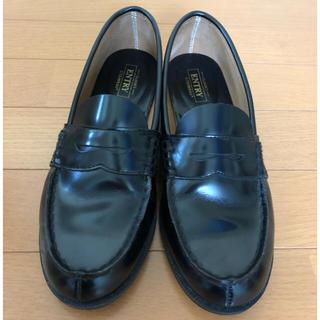 ジーティーホーキンス(G.T. HAWKINS)のG.T.HAWKINS ローファー 黒 入学式 卒業式(ローファー/革靴)
