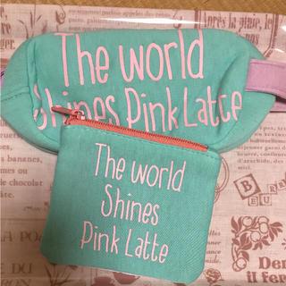 ピンクラテ(PINK-latte)のピンクラテ  ポーチ2点セット(ポーチ)