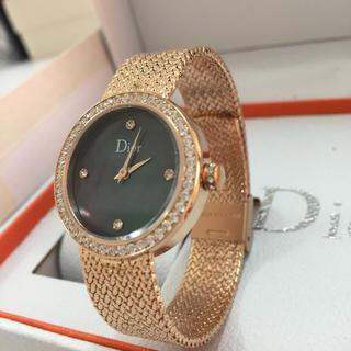 ディオール(Dior)のChristian Dior 時計 LA D DE DIOR 30mm(腕時計)