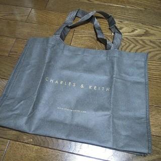 チャールズアンドキース(Charles and Keith)の新品未使用★チャールズ&キース★ショッピング袋♪♪(ショップ袋)