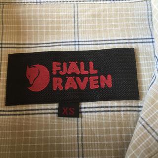フェールラーベン(FJALL RAVEN)のFJALL RAVEN  シャツ(登山用品)