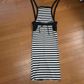 アナップラティーナ(ANAP Latina)の新品 アナップボーダーロングスカート(ロングスカート)