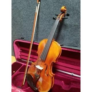 ヤマハ(ヤマハ)の【V10SG】ヤマハ ヴァイオリン 初心者セット(ヴァイオリン)