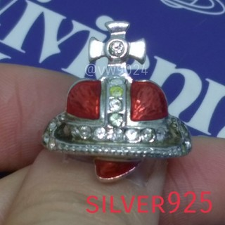 ヴィヴィアンウエストウッド(Vivienne Westwood)のディアマンテハートリング 13号(リング(指輪))