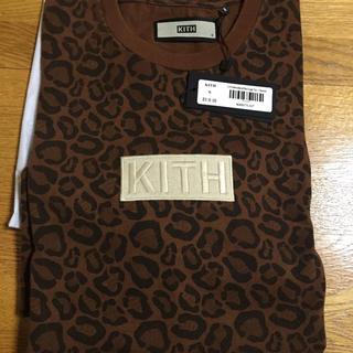 kith monday program tiger camo サイズS(Tシャツ/カットソー(七分/長袖))