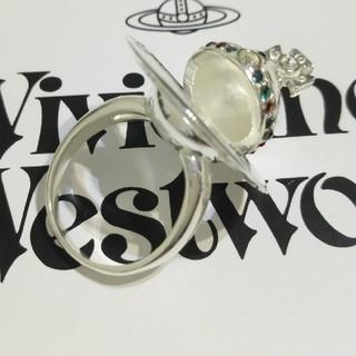 ヴィヴィアンウエストウッド(Vivienne Westwood)のお取り置き中《セール》新品未使用 ポイズンリングシルバーL 15号 ヴィヴィアン(リング(指輪))