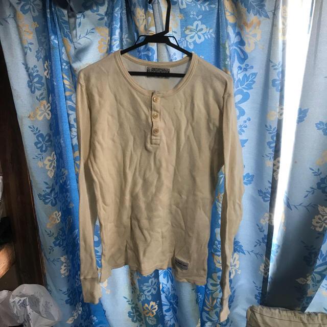 HIMMY(ハイミー)のHIMMY ハイミー nubian ヌビアン ヘンリーカット  メンズのトップス(Tシャツ/カットソー(七分/長袖))の商品写真