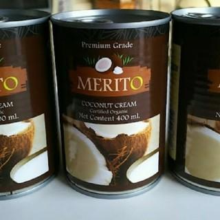 【値下】ココナッツミルク 6個セット(缶詰/瓶詰)