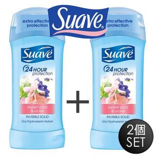 スアーヴ(Suave)の新品・未使用 ◇ 制汗剤 Suave スアーブ♡2本セット(制汗/デオドラント剤)