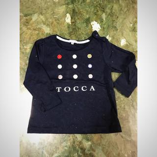 トッカ(TOCCA)のTOCCA Tシャツ 80cm(シャツ/カットソー)