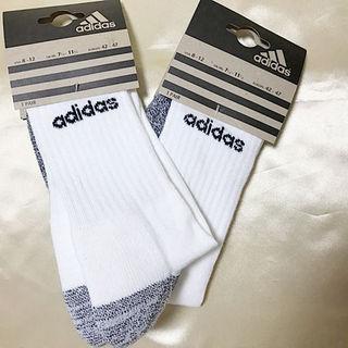 アディダス(adidas)の新品✨adidas ソックス ×2(その他)