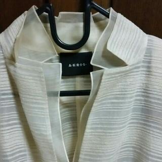 アクリス(AKRIS)の楽天楽天様専用アクリスジャケットスカート(テーラードジャケット)