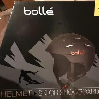 ボレー(bolle)の《未使用》bolle ボレー ヘルメット 大人用(アクセサリー)