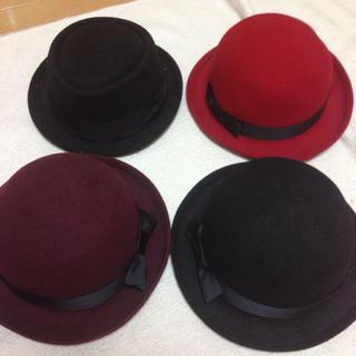 マウジー(moussy)の帽子4点セット♡(ハット)