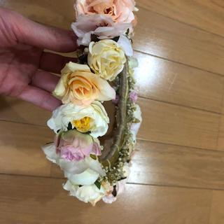 チュアンピサマイ 花冠