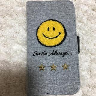 シマムラ(しまむら)のiPhone6.6s.7 手帳型ケース(iPhoneケース)