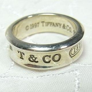 ティファニー(Tiffany & Co.)のJACK様専用★本物正規ティファニー1837リング 925製 16.5号美品k(その他)