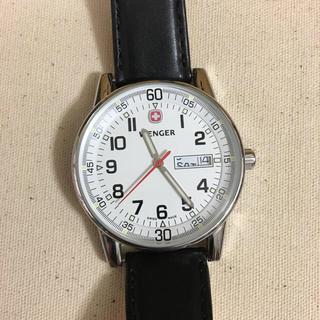ウェンガー(Wenger)の電池交換済み WENGER腕時計(腕時計(アナログ))