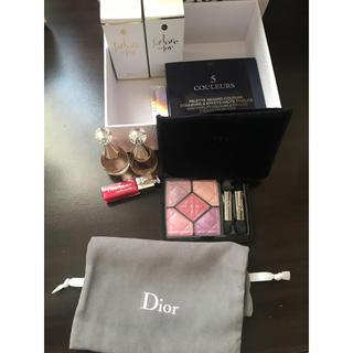 ディオール(Dior)のDior サンククルール 847 アディクトリップグロス ジャドール 香水(アイシャドウ)
