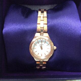 アガット(agete)のagate 18PG腕時計(腕時計)