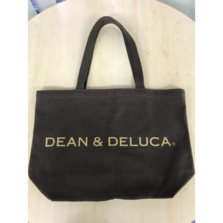 ディーンアンドデルーカ(DEAN & DELUCA)のDEAN&DELUCA トートバッグ Lサイズ 限定ラメ(トートバッグ)