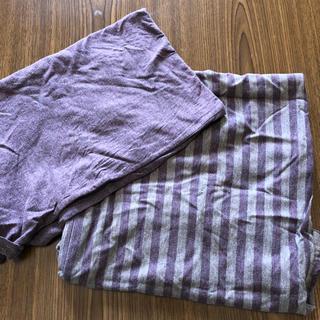 ムジルシリョウヒン(MUJI (無印良品))の無印良品 枕カバー 2セット(シーツ/カバー)