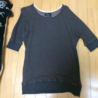 アーバンリサーチロッソ(URBAN RESEARCH ROSSO)のROSSO  トップス(Tシャツ(長袖/七分))