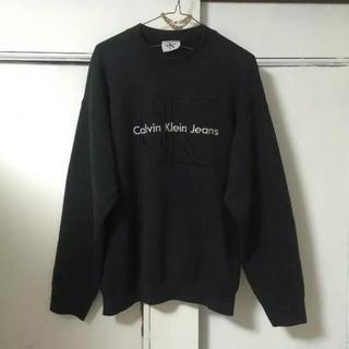 カルバンクライン(Calvin Klein)のカルバンクライン ビンテージトレーナー(スウェット)