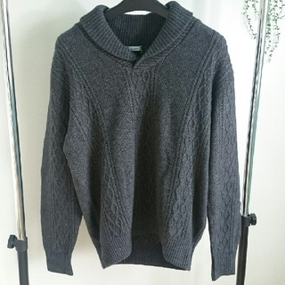 ジーゲラン(GEEGELLAN)の新品 紳士服 GEE GELLAN ジーゲラン セーター 大きめ 50(ニット/セーター)