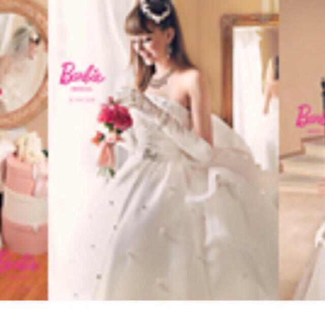 Barbie(バービー)のバービードレス最終価格 レディースのフォーマル/ドレス(ウェディング