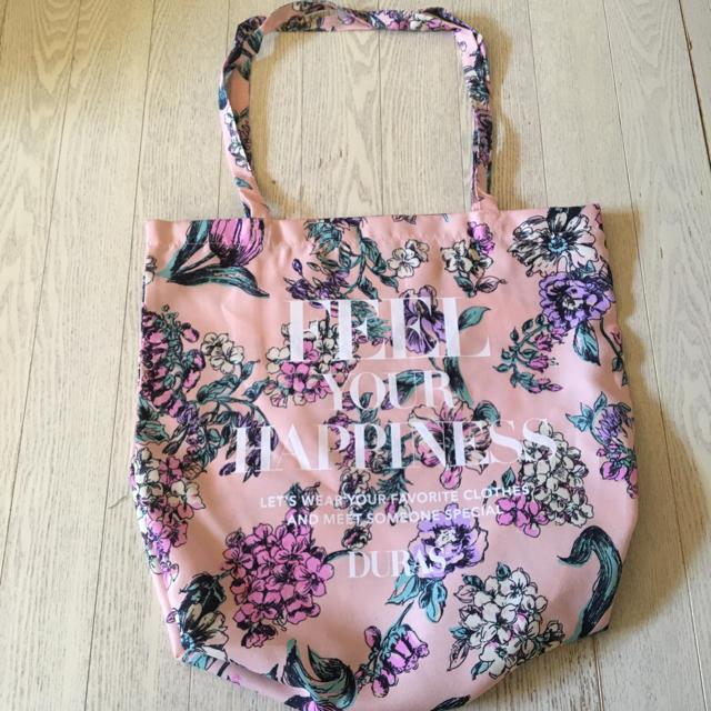 DURAS(デュラス)のDuras ショップバック レディースのバッグ(ショップ袋)の商品写真